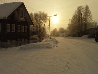 А завтра Пинежье замерзнет
