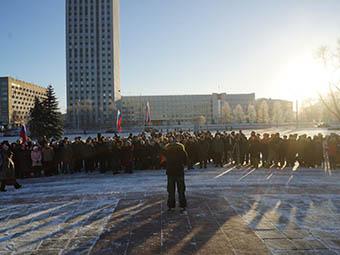 Митинги в Архангельске в грядущие выходные отменены