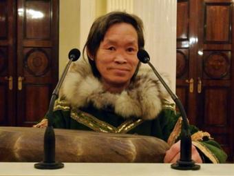 Шаман Коля: на выборах губернатора Архангельской области во втором туре победит женщина