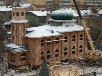 В Чеченской республике открыт новый православный храм - Страница 4 00005de0