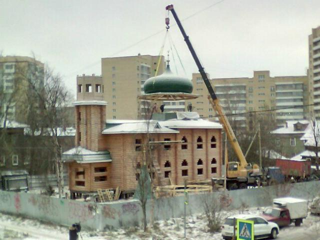В Чеченской республике открыт новый православный храм - Страница 4 Mec111