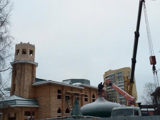 В Чеченской республике открыт новый православный храм - Страница 4 Mec555